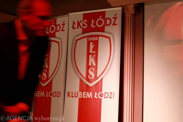 Nowe logo ŁKS