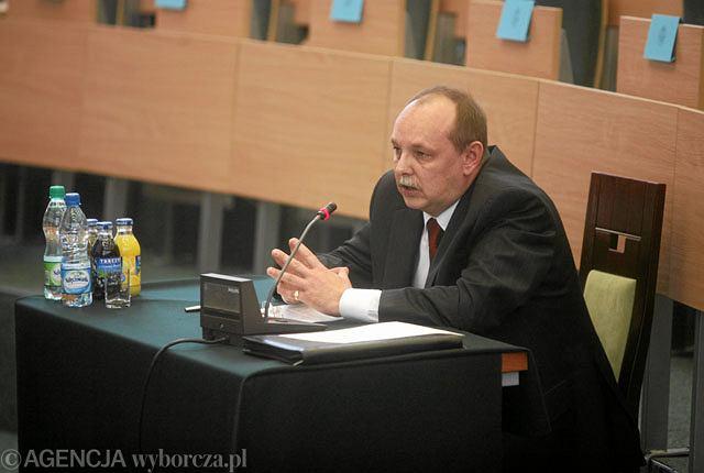 Prokuratur Marek Pasionek