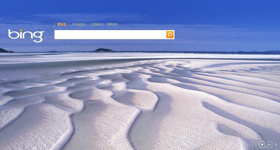 Bing - wyszukiwarka Microsoftu