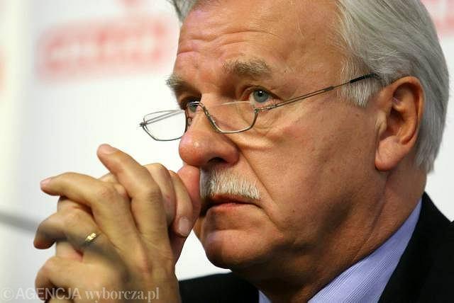 Andrzej Olechowski, Warszawa 2006 r.
