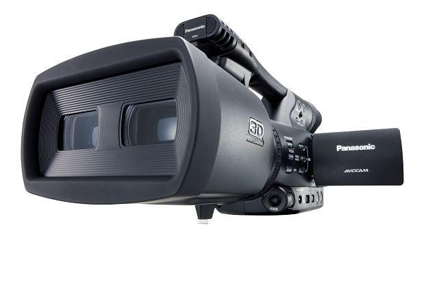 Kamera 3D Panasonic