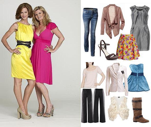 12 figur według Trinny i Susannah jak się ubierać?