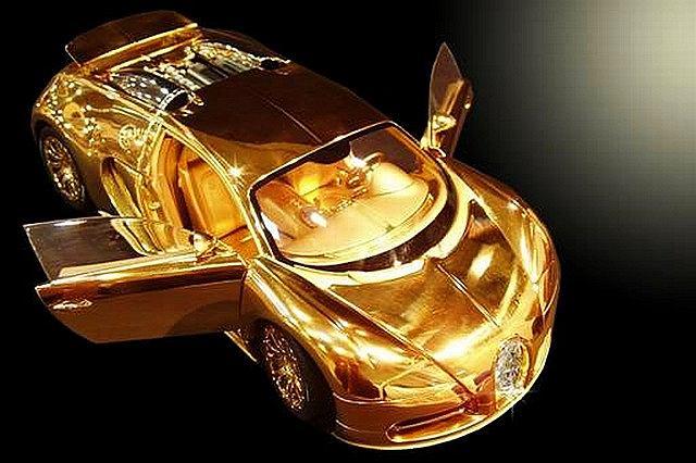 Bugatti Veyron Diamond Edition