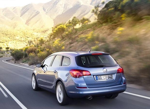 Opel Astra ST   Galeria