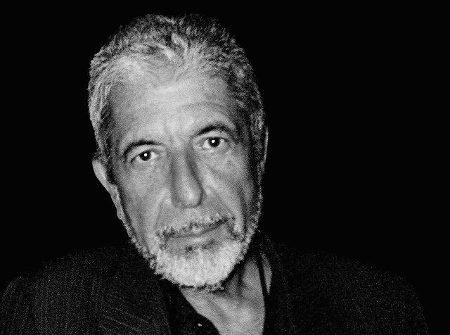 Leonard Cohen, mat. prasowe