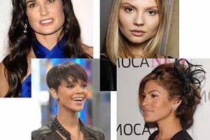 Dobierz fryzurę do kształtu twarzy