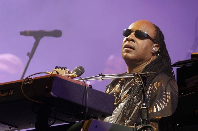 Glastonbury 2010, dzień 3. Stevie Wonder