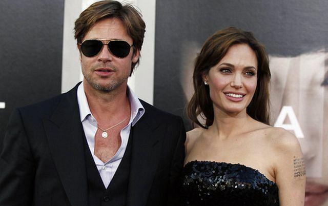 Kryzys w związku? Nic z tego. Angelina Jolie i Brad Pitt wciąż są razem i sprawiają wrażenie bardzo szczęśliwych.