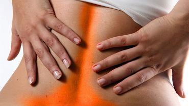 Problemy z plecami są zmorą coraz większej ilości Polaków
