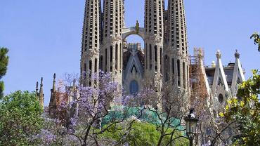 Barcelona, Sagrada Familia, Świątynia Pokutna Świętej Rodziny, hiszpania