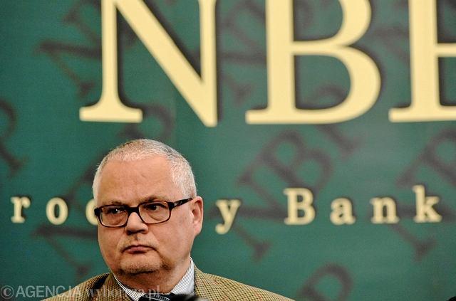 Adam Glapiński - już wkrótce nowy prezes NBP