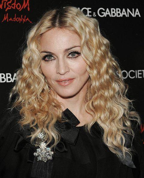 <b>Madonna</b><br> Królowa popu zamyka dziesiątkę najbardziej wpływowych ludzi
