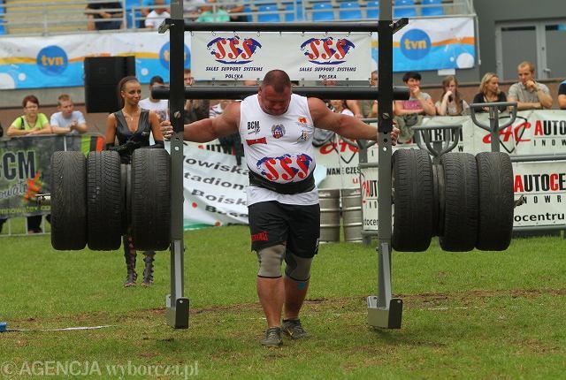 Eliminacje do mistrzostw świata Strongman 2010