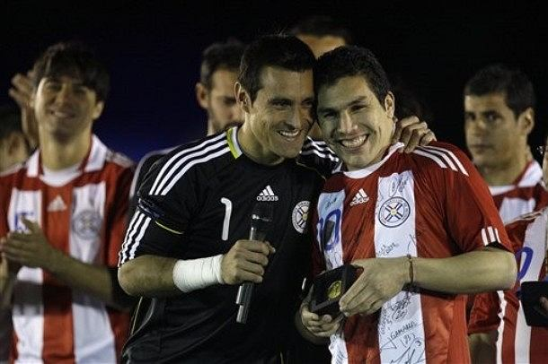 Justo Villar i Salvador Cabanas