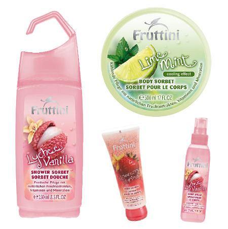 Owocowe kosmetyki Fruttini