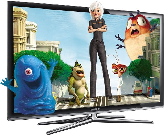 Samsung 3DTV