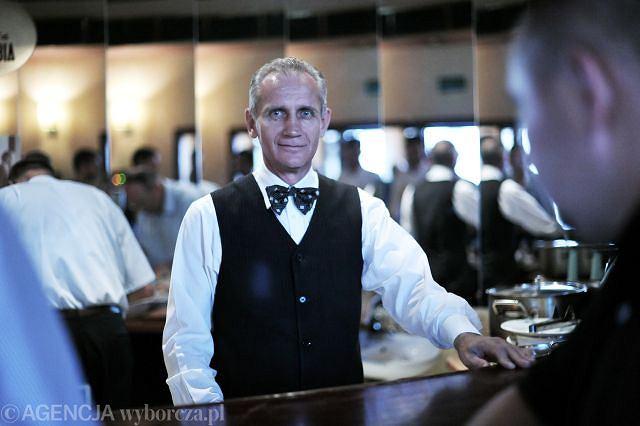 Pan Roman, najsłynniejszy barman w Warszawie