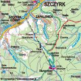 Polskie góry. Beskid Śląski, na Skrzyczne
