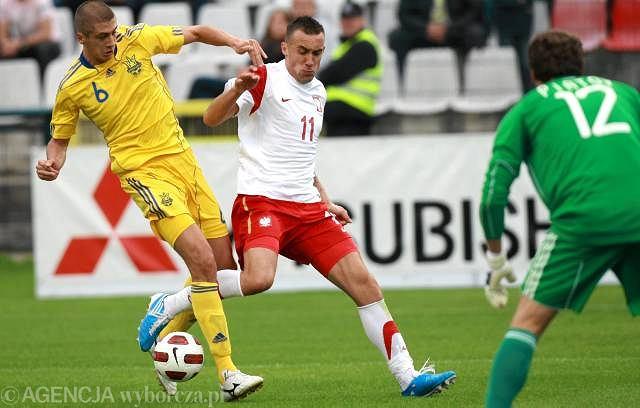 Polska - Ukraina 1:1. Ireneusz Jeleń