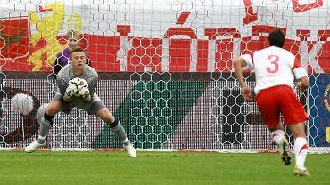Polska - Ukraina, czyli ostatni mecz reprezentacji w Łodzi