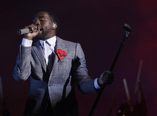 Kanye West - Dark Twisted Fantasy;