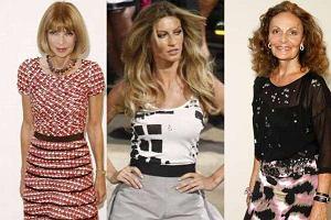 W nowojorskim Lincoln Center zaroiło się od fashion victims, ludzi którzy trzęsą światem mody i najpiękniejszych modelek. Powodem był pokaz Fashion's Night Out: The Show.