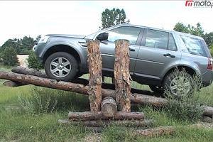 Land Rover Freelander 2 TD4.e | Test wideo