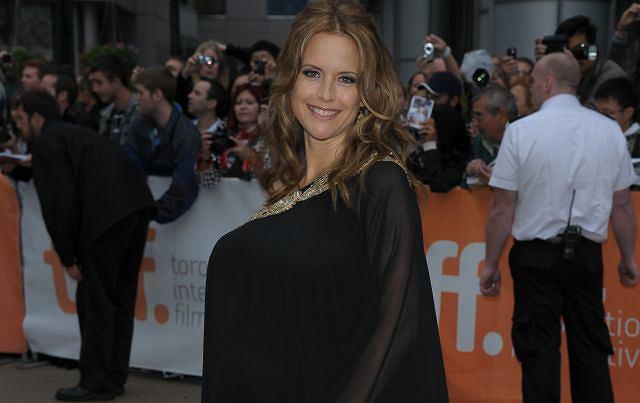 Kelly Preston w ciąży. Jak ona wygląda?