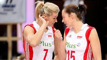 Małgorzata Glinka i Katarzyna Gajgał