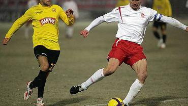 Ostatnie derby Łodzi, w marcu 2010. Widzew wygrał z ŁKS 4:1