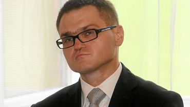 Mecenas Rafał Rogalski