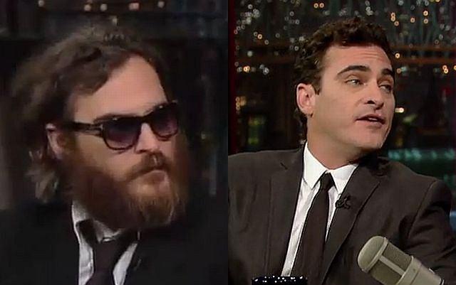 Joaquin Phoenix - bohater najgłośniejszego skandalu Hollywood. Aktor przez dwa lata udawał narkomana, aby pokazać, że media łykną wszystko