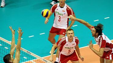 Piotr Gruszka, Paweł Zagumny i Michał Winiarski