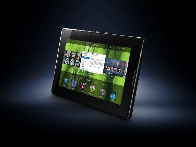 PlayBook - tablet RIM