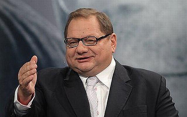 Ryszard Kalisz w programie Kuba Wojewódzki Show