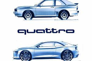 Audi Quattro w hołdzie legendzie