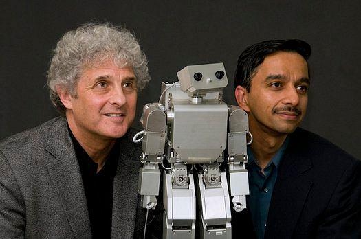 Andrew Meltzoff, robot Morphy i Rajesh Rao