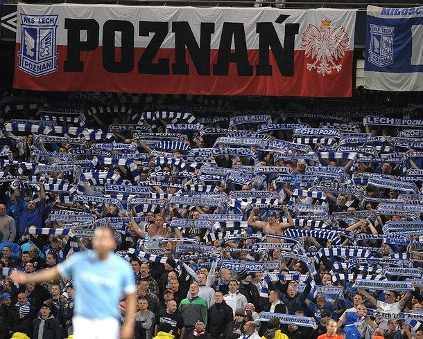 Manchester City vs Lech Poznań