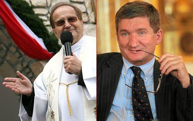 O. Tadeusz Rydzyk i Jerzy Wenderlich
