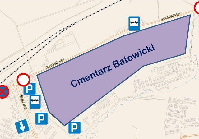 Cmentarz Batowicki