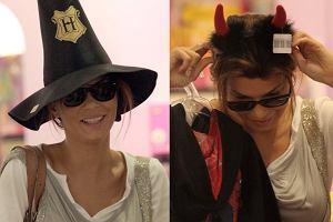 Edyta postanowiła przygotować Allana na Halloween i poszła z nim na zakupy do centrum handlowego.