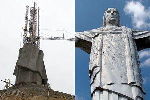 Jezus Król w Świebodzinie i Jezus Chrystus w Rio De Janeiro