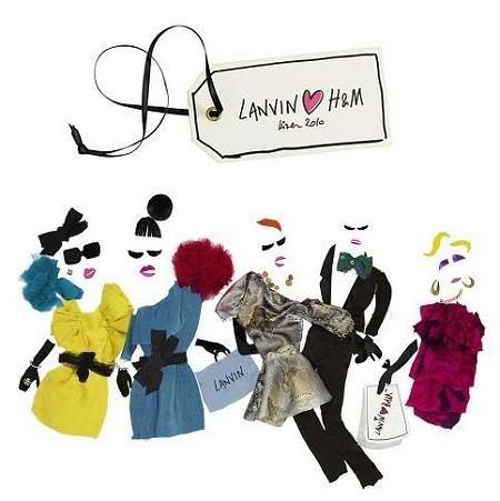 Lanvin for H&M - jesień/zima 2010/2011