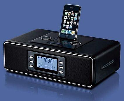 TEAC SR-2 radio z dokiem do iPhone'a/iPoda