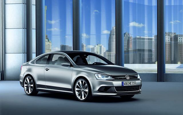 Volkswagen NCC (New Compact Coupe)