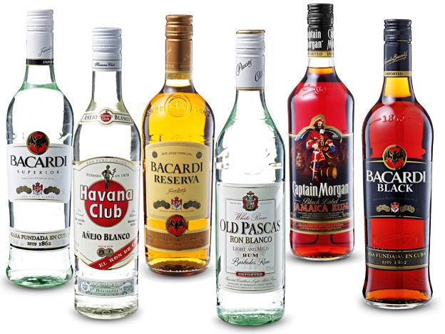 Najpopularniejsze rumy dostępne w Polsce