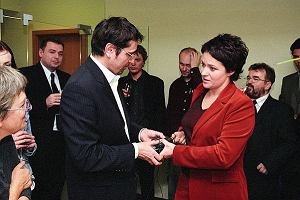 Ewa Drzyzga i Andrzej Sołtysik byli kiedyś parą