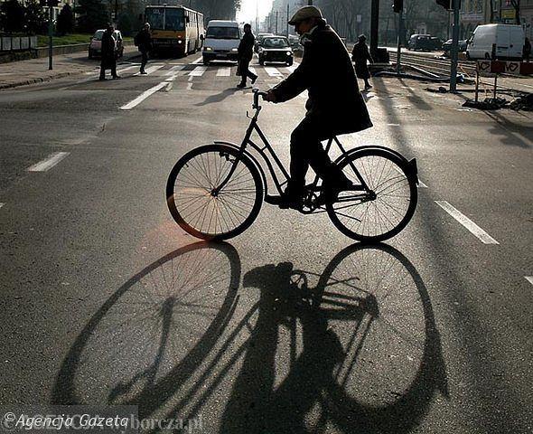Jazda na rowerze na