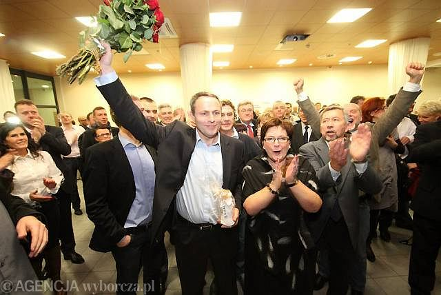 Sztab wyborczy Rafała Bruskiego