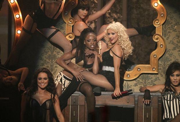 Christina Aguilera - Burleska